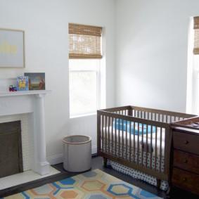детская кровать из массива дерева фото варианты