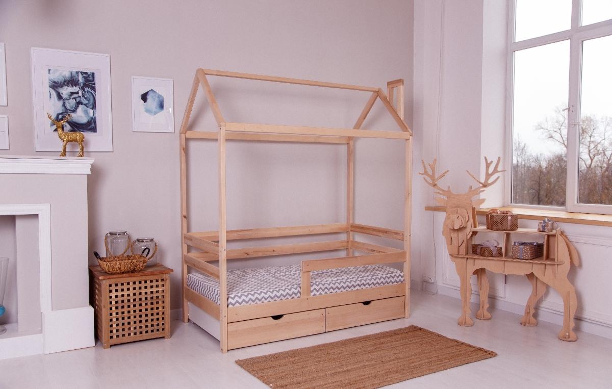 кровати домики фото основании сверлю