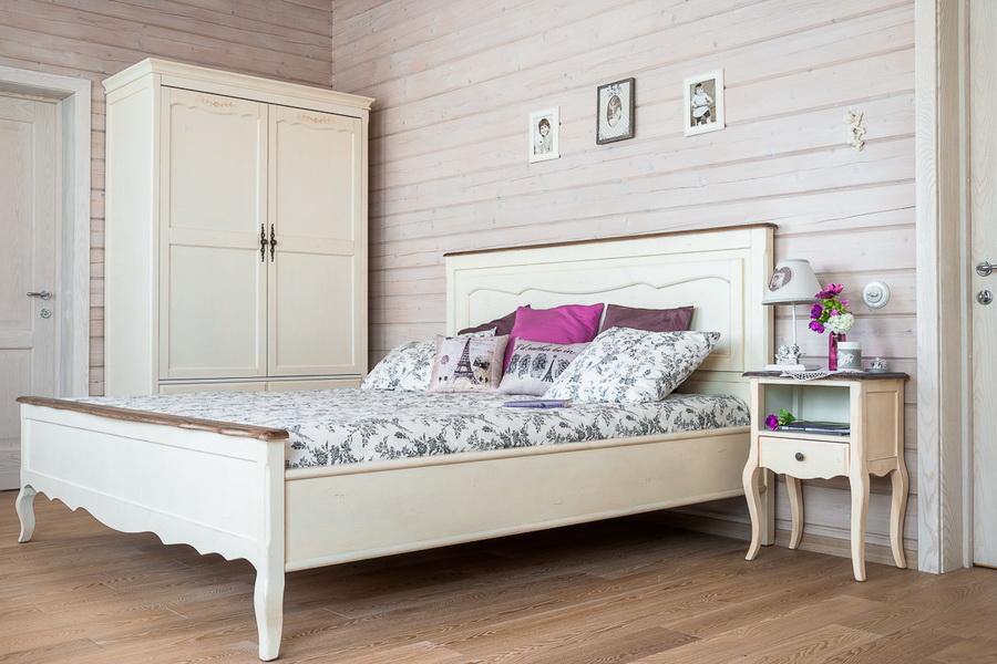 детская кровать из массива дерева идеи дизайн