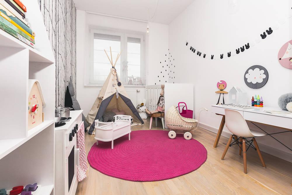 детская в скандинавском стиле дизайн идеи