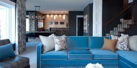 диван в гостиную фото виды
