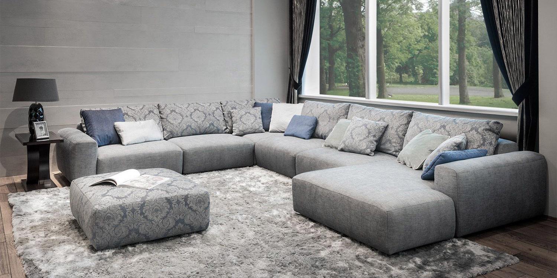 диван в гостиную модульный