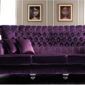 диван в классическом стиле идеи дизайн
