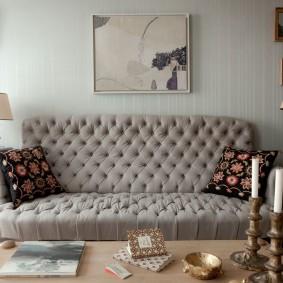 диван в классическом стиле идеи интерьера
