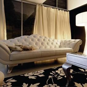 диван в классическом стиле идеи виды