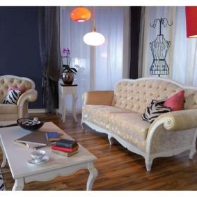 диван в классическом стиле варианты идеи