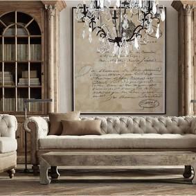 диван в классическом стиле виды фото