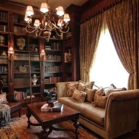 диван в классическом стиле фото виды