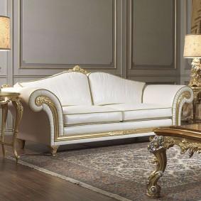 диван в классическом стиле фото дизайна