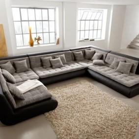 диван для гостиной идеи виды