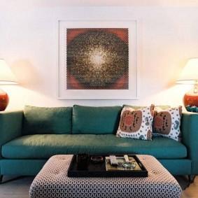 диван для гостиной виды