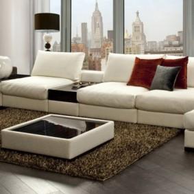 диван для гостиной фото