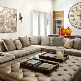 диван для гостиной идеи