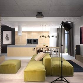 диван для гостиной декор