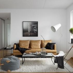диван для гостиной идеи интерьера