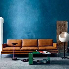 диван для гостиной фото оформление