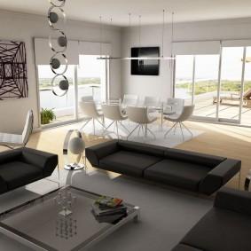 диван для гостиной варианты идеи