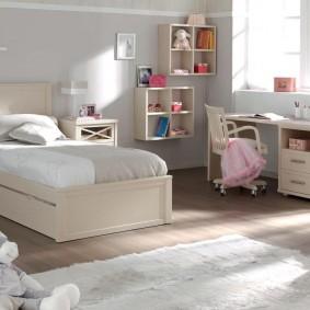 дизайн детской кровати фото
