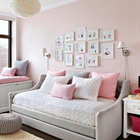 дизайн детской кровати идеи