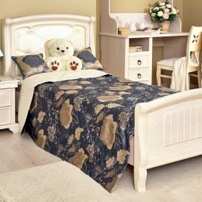 детская кровать фото декор