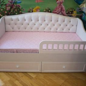 детская кровать идеи интерьера