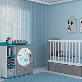 детская кровать фото оформления