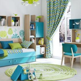 детская кровать дизайн