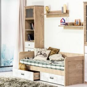 детская кровать дизайн фото
