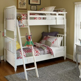 детская кровать фото варианты
