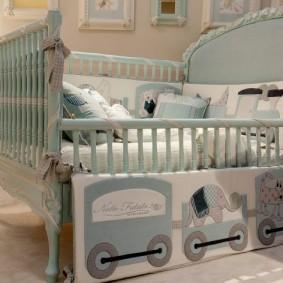 детская кровать фото вариантов