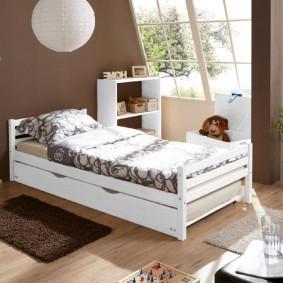 детская кровать варианты идеи