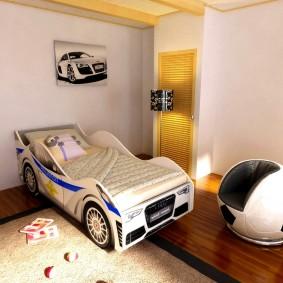 детская кровать идеи вариантов