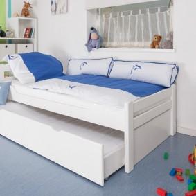 детская кровать фото виды