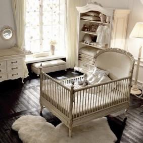 детская кровать фото видов