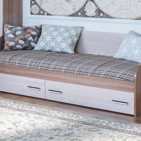 детская кровать виды дизайна