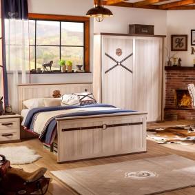 детская кровать дизайн фото дизайна