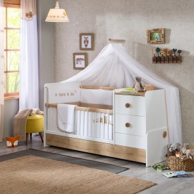 детская кровать дизайн дизайн идеи
