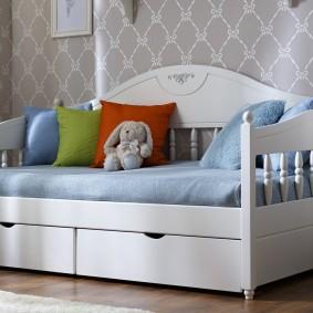 детская кровать дизайн идеи дизайна