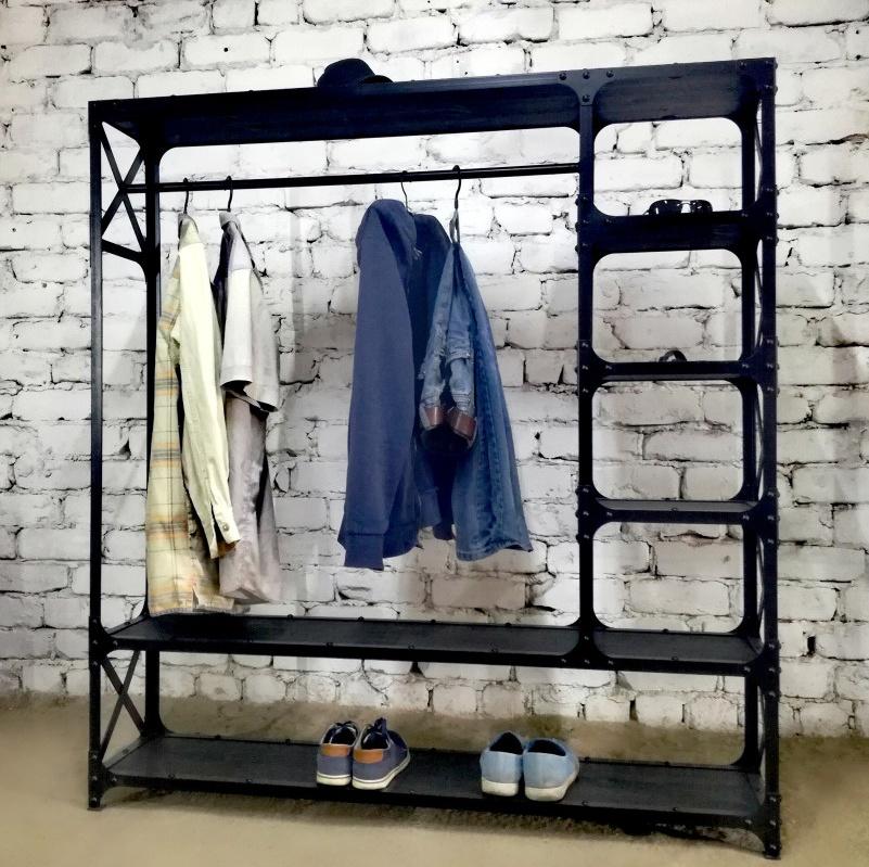 этажерка для обуви металл
