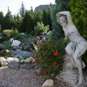фигуры для сада виды оформления