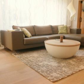 Раскладной диван угловой формы
