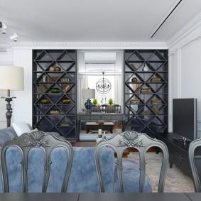 Кухонные стулья с красивыми спинками