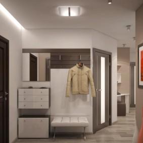 Недорогая мебель из ДСП с ламинированным покрытием