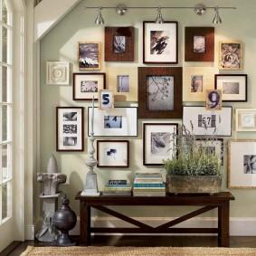 Домашняя коллекция любимых фотографий
