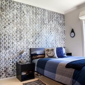 фотообои для спальни виды дизайна