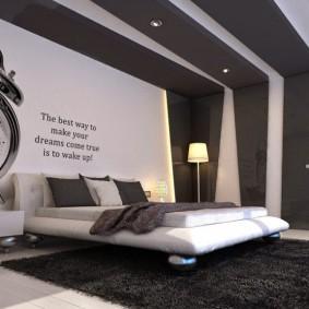 фотообои для спальни интерьер фото