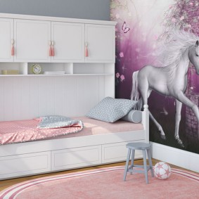фотообои для спальни декор