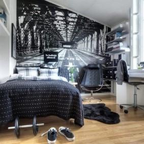 фотообои для спальни фото дизайна