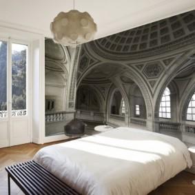 фотообои для спальни фото дизайн