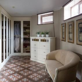 гардеробная комната в квартире идеи дизайн